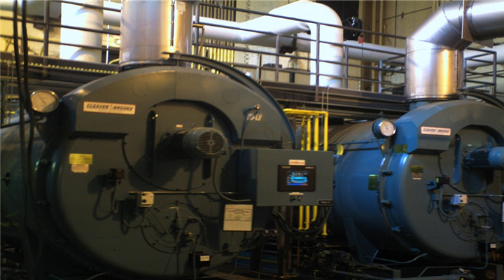 combitherm – three pass smoke cum water tube type boiler