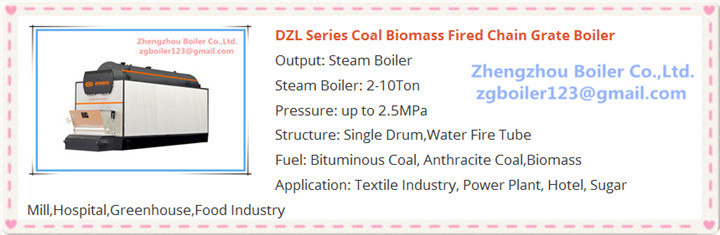 fire tube coal fired boiler