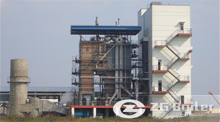 oil gas fired thermal oil boiler for petrochemical industry